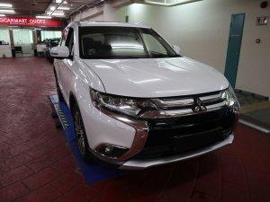 Mitsubishi Outlander 2.4A CVT sunroof