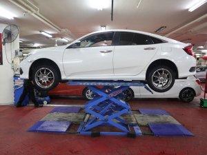 Honda Civic 1.5A Turbo Sunroof VTIS