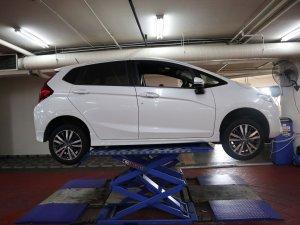 Honda Jazz 1.5A VTIR CVT