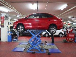 Toyota Vios 1.5 G (Auto)