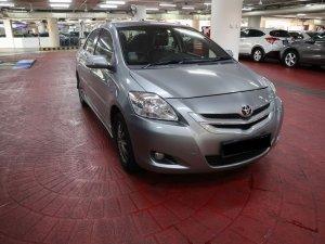 Toyota Vios G 1.5A (COE till 01/2029)