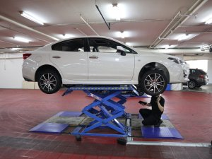 Subaru Impreza 4D 1.6I-S AWD CVT (Revised OPC)