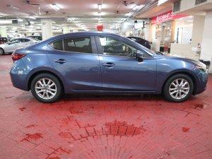 Mazda 3 Sedan 1.5A EU6 (Revised OPC)