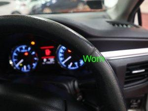 Toyota Corolla Altis Classic 1.6 CVT