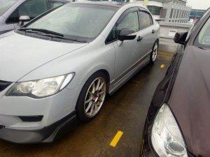 Honda Civic 2.0A (COE till 04/28)