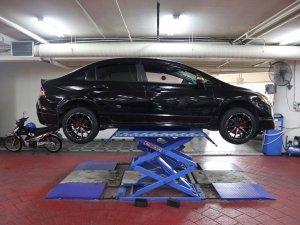 Honda Civic 2.0A (COE till 08/2022)