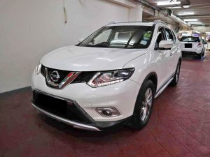 Nissan X-Trail 2.0A CVT Sunroof 7 Seater