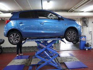 Mitsubishi Space Star 1.2A CVT (Revised OPC)