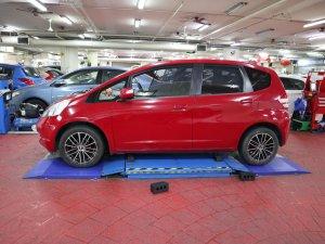 Honda Fit 1.3G A (COE till 05/2023)