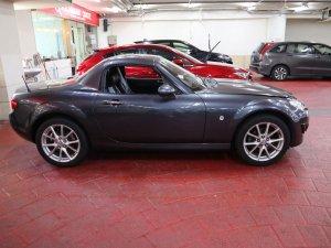 Mazda MX5 2L AT RHT (COE till 05/2030)