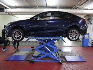 Mazda 3 4DR Sedan 1.5L SP