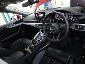 Audi A5 SB 2.0A TFSI S Tronic (Design)