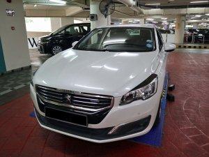 Peugeot 508 Allure 1.6 BlueHDI EAT6