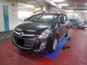 Mazda 8 2.3L 5EAT