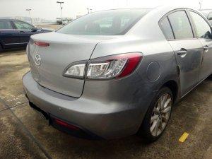 Mazda 3 1.6A LUX (COE till 09/24)