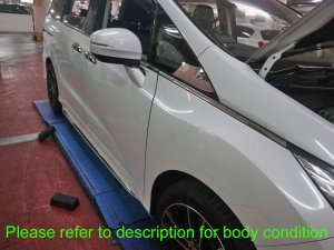 Honda Odyssey 2.4A EXV-S CVT Sunroof