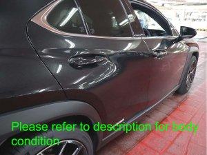 Lexus UX250H 5DR SUV AT Executive (Hybrid)
