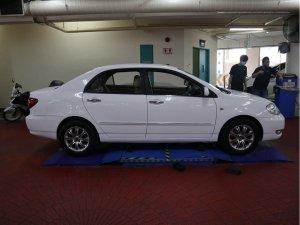 Toyota Corolla Altis 1.6A (COE till 11/2022)
