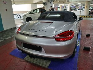 Porsche Boxster S 3.4 A