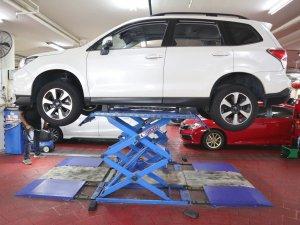 Subaru Forester 2.0I-L CVT Sunroof