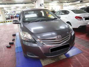 Toyota Vios 1.5E Auto