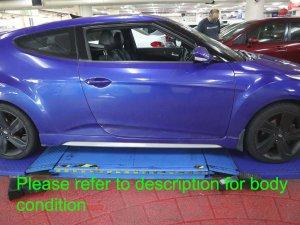 Hyundai Veloster FS 1.6A Turbo