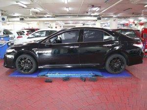 Toyota Camry Hybrid 2.5G CVT
