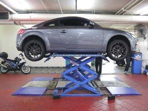 Audi TT Coupe 2.0A TFSI Quattro