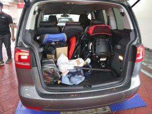 Volkswagen Touran 1.4L A TSI (COE till 10/2025)