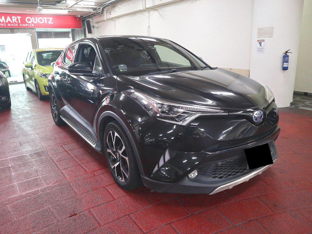 Toyota C-HR 1.8G CVT (Hybrid)