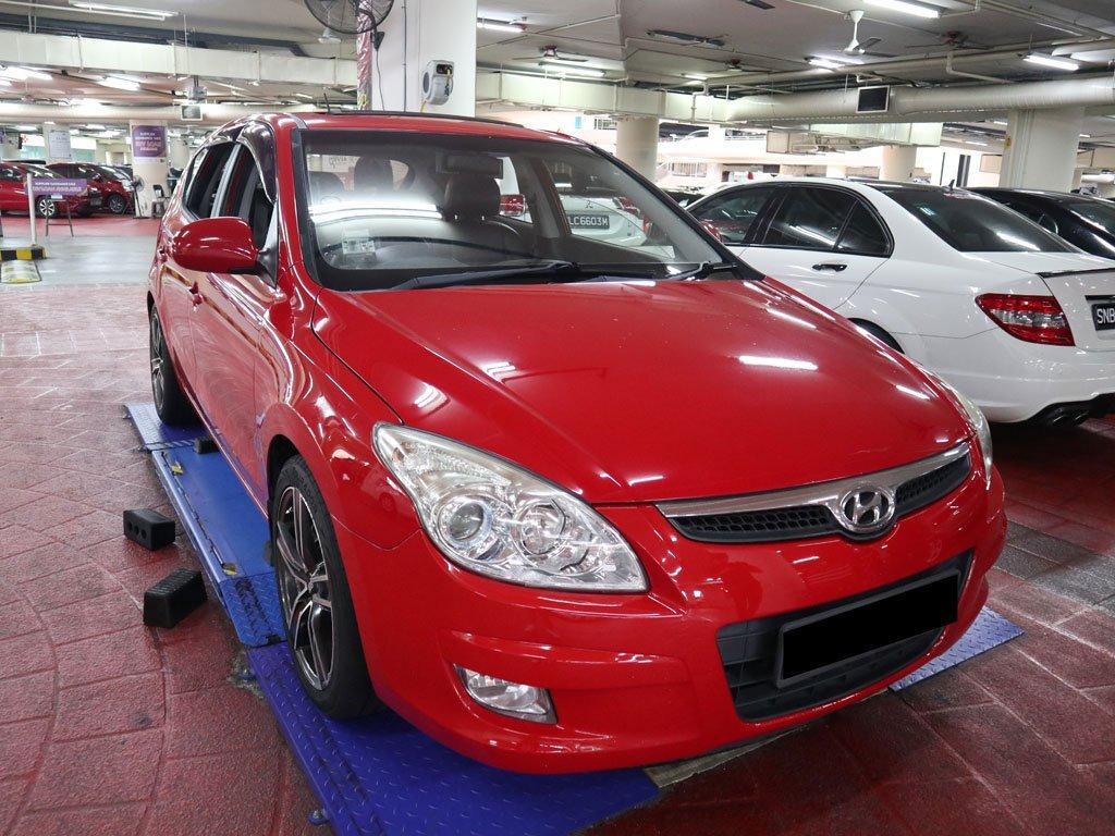 Hyundai I30 (FD) 1.6A DOHC (COE till 06/2024)