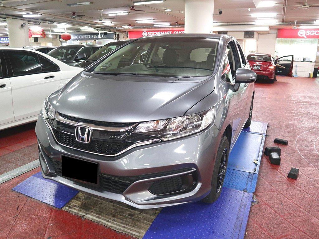 Honda Fit 1.3A GF CVT