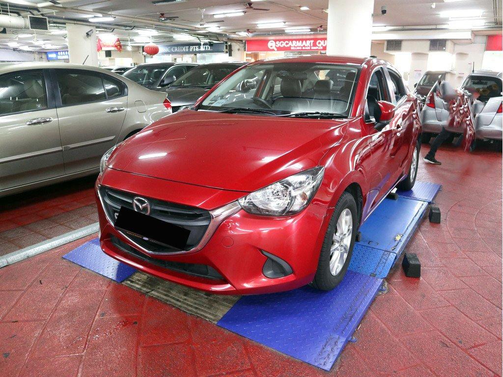 Mazda 2 Sedan 1.5L SP