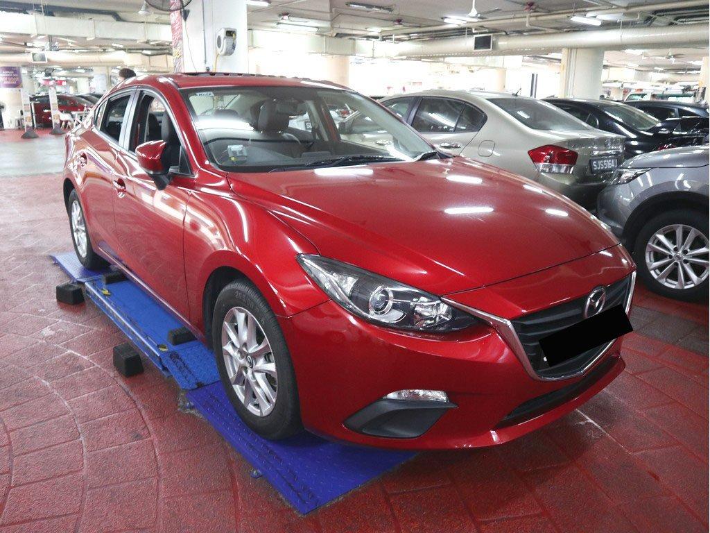 Mazda 3 Sedan 1.5L SP