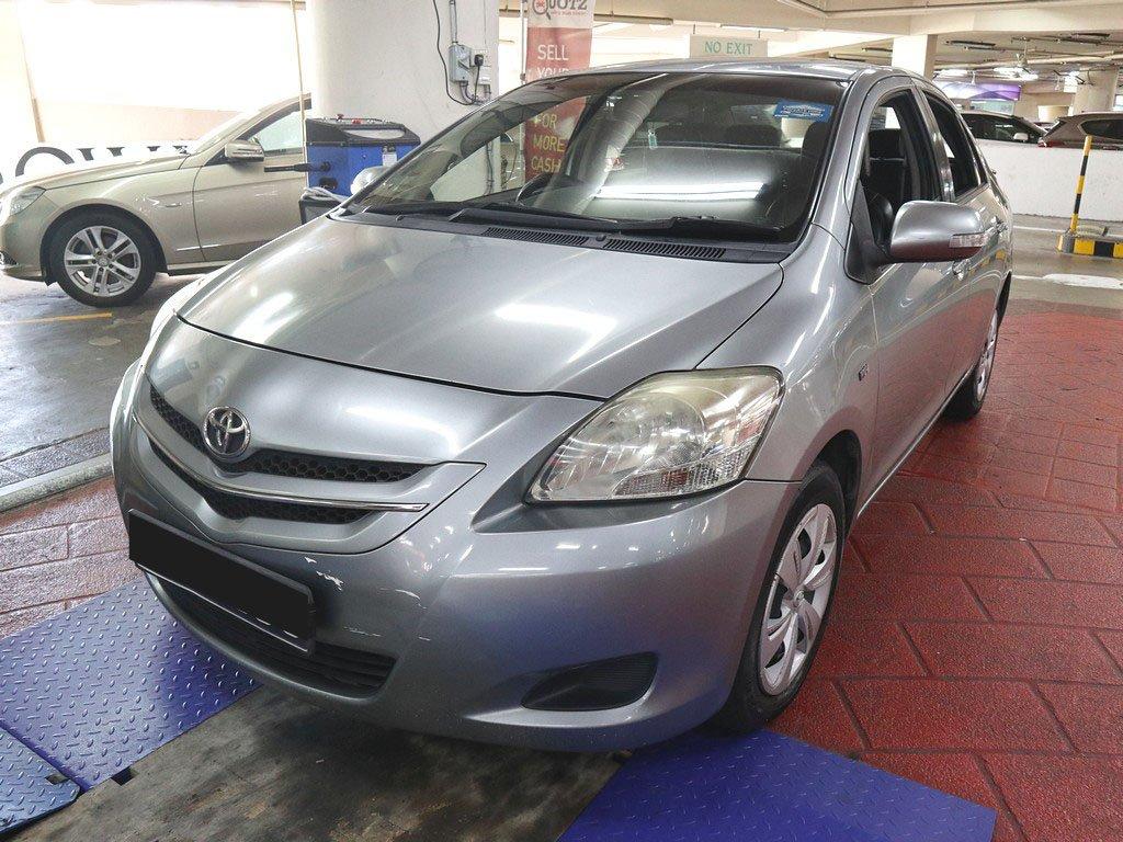 Toyota Vios J Auto (COE till 12/2024)