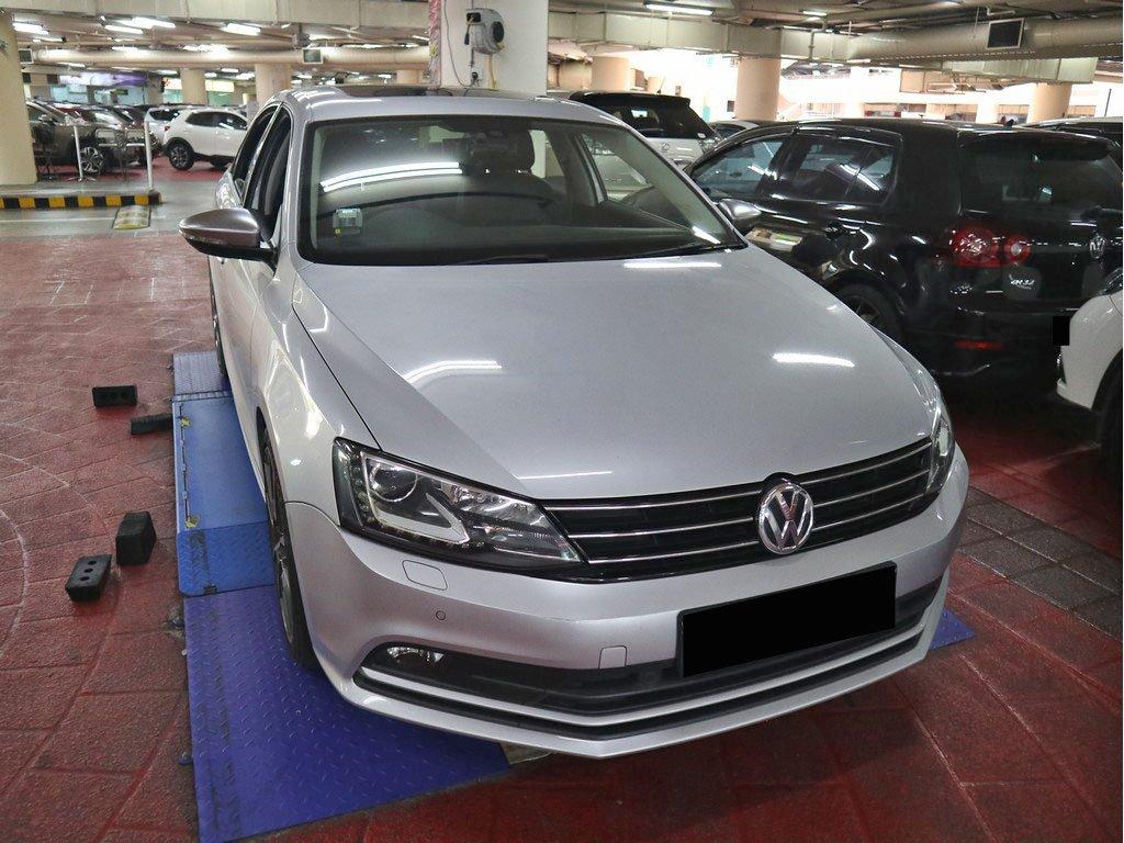 Volkswagen Jetta 1.4 TSI Sunroof Sportsline