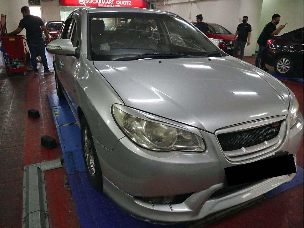 Hyundai HD Avante 1.6A Sunroof (COE till 05/2024)