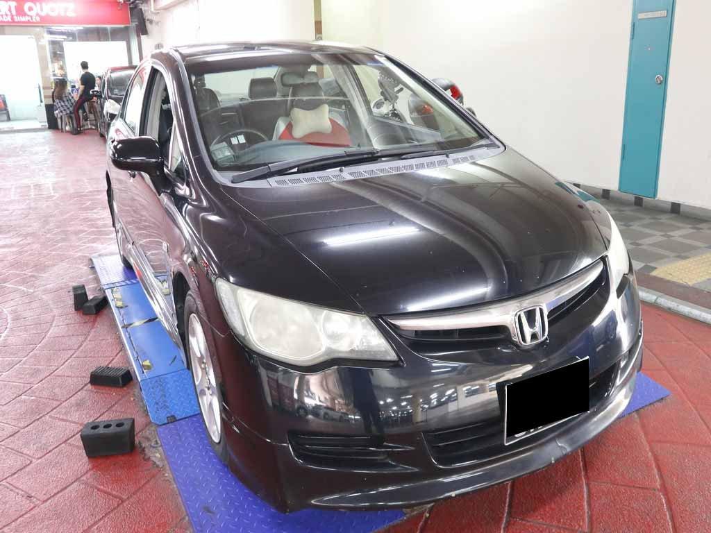 Honda Civic 1.6L VTI Auto (COE till 11/2026)