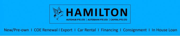 Hamilton autohub plt ltd