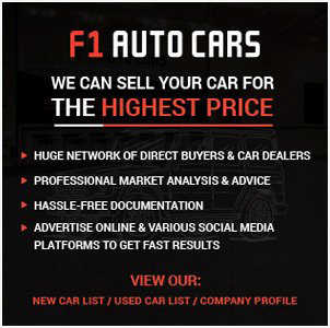 F1 Auto Cars