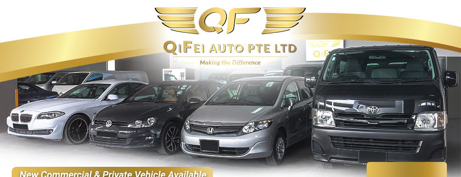 QiFei Auto Pte Ltd | Used Car Dealer Singapore - sgCarMart